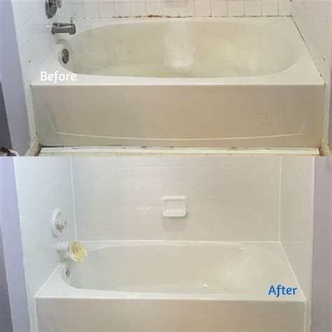 stubborn bathtub stains fiberglass tends to hold on to stubborn stains but our resurfacing process will not