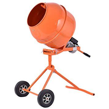 top 15 best power concrete mixers in reviews