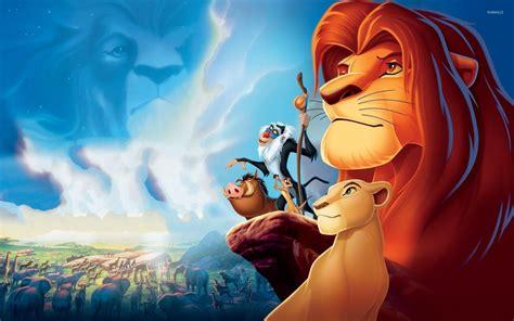Film Lion King Terbaru   the lion king 2 simba s pride wallpaper cartoon