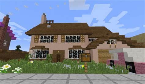 house planet springfield takoma the simpsons city 1 0 1 minecraft project