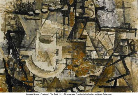 cubist george a room of one s own georges braque