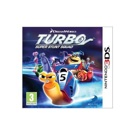 Turbo Stunt Squad turbo stunt squad 3ds