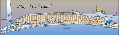 map of oak island carolina nc condo rental southport nc vacation