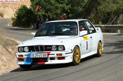 bmw m3 rally bmw m3 rallye o monta 209 a venta de coches de competici 243 n bmw
