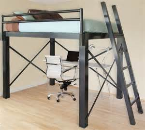 Loft Beds Clearance Sized Loft Bed Space Saving Pequenos Espa 231 Os E