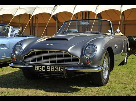 classic aston martin db5 convertible buying guide