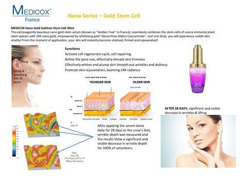 Prime Skin Pyto Cell Serum 24k gold sublime stem serum medicox