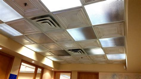 What Is A Suspended Ceiling by Suspended Ceilings Landville Drywall