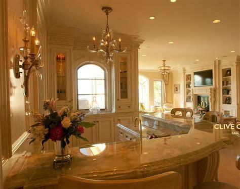 Clive Christian Classical Cream Family Room & Bar