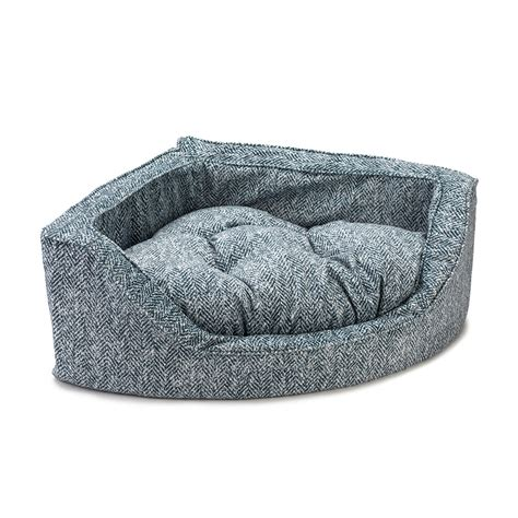 corner dog bed snoozer luxury overstuffed corner dog bed show dog 9