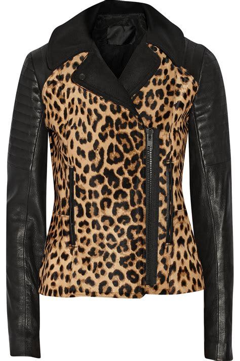 Print Jacket leopard jackets jackets