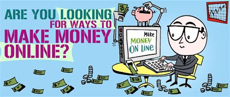 How To Make Money Online Easy And Fast - fast easy ways to make money online infographic visualistan