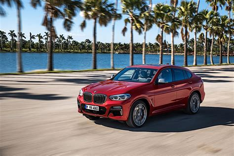 2019 Bmw X4 by 2019 Bmw X4 G02 Rendered Based On All New X3 Autoevolution