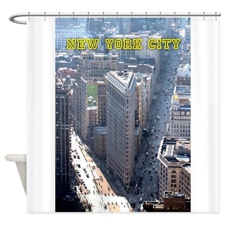 new york shower curtain flatiron building new york city shower curtain by