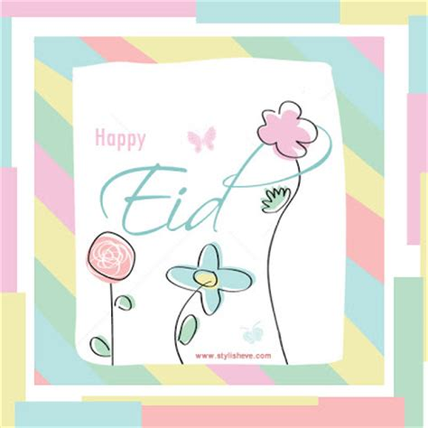 Handmade Eid Cards - eid mubarak cards celebration wishes mehndi jewellery