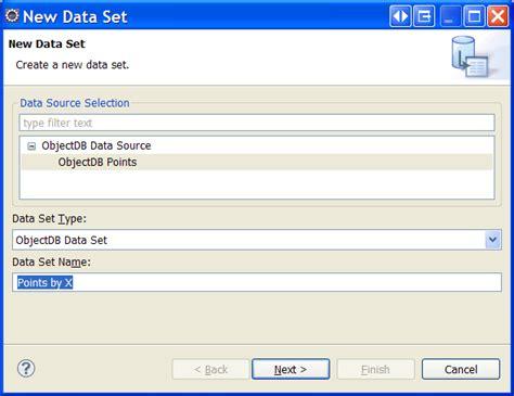 birt xml datasource tutorial objectdb jpa jdo birt data source driver