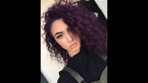black amethyst hair color bleaching hair coloring hair care