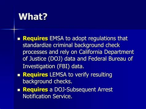 Fbi Background Check Adoption Ppt What S On This Time Powerpoint Presentation Id 263504
