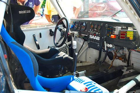 Rally Car Interior by More Pics From The 2011 Soc Inside Saab By Steven Wade