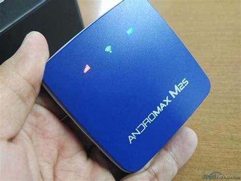Wifi Smartfren Andromax M2s demi tingkatkan layanan 4g smartfren gandeng lg hadirkan