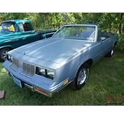 1983 Oldsmobile Cutlass Calais Rare Convertible Olds Hot