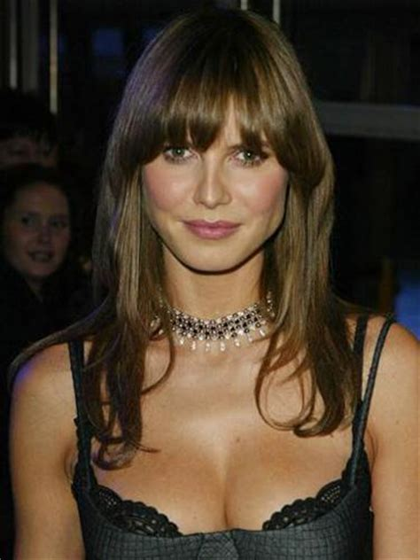 Wo Wohnt Heidi by Heidi Klum Hairstyles Just Get Better With Age