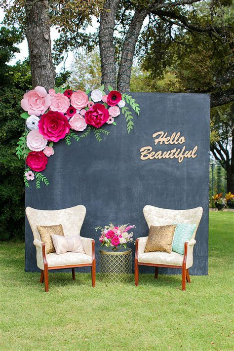 photo booth wedding backdrop ideas oosile 20 fabulous photo booth backdrops to make your pics pop
