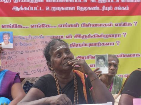 xl tutorial in tamil relatives of disappeared protest in vavuniya tamil guardian