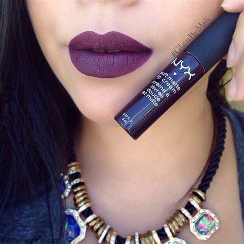 Lipstik Nyx Transylvania indulge in nyx soft matte lip creams fab fashion fix