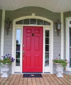 Was just wondering what color is your front door