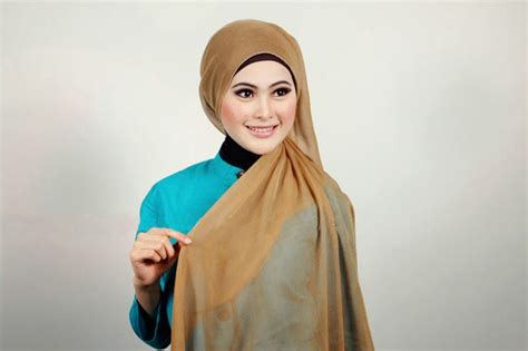 tutorial hijab renang tutorial hijab segi empat simple berhijab id