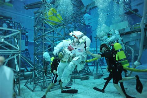 space dive scuba diving with astronauts an out of this world dive