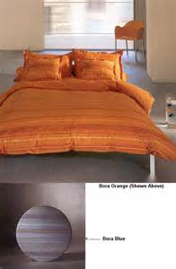 California King Duvet Covers Bora Orange By Retro Beddingsuperstore Com