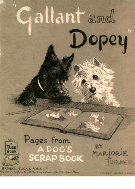 children s books about dogs dopey and gallant entire series westie and scottie print s antics children s book