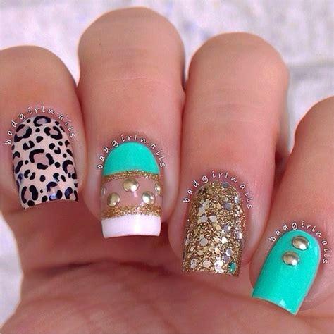 imagenes de uñas pintadas a la moda 2015 modelos de u 241 as la nueva tendencia 2018 en fotos mujeres