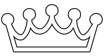 princess crown printable coloring pages castles medieval