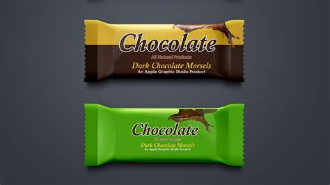 tutorial design packaging product packaging design tutorial in photoshop chocolate