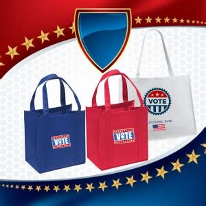 Voting Giveaways - carrygreen the eco friendly bag shop election caign giveaways