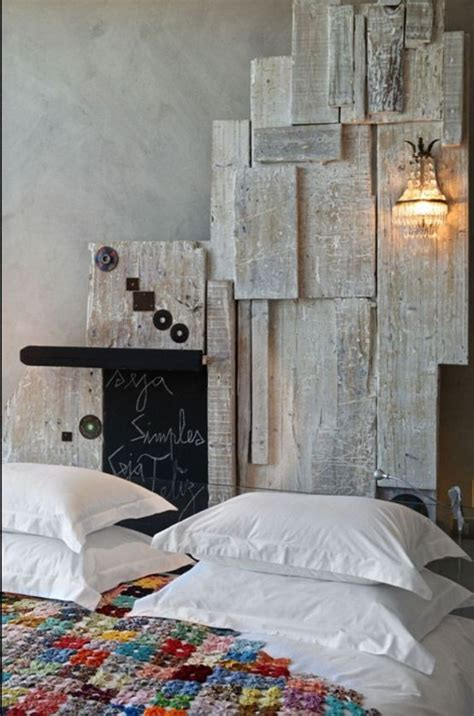 27 diy wooden headboard ideas