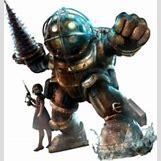Bioshock Big Daddy Concept Art | 220 x 232 png 84kB