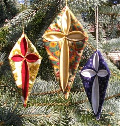 free patterns christmas ornaments quilted quilted ornamens patterns free quilt pattern