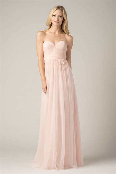 Bridesmaid Dresses by Wtoo 852i Bridesmaid Dress Convertible Sweetheart Bust