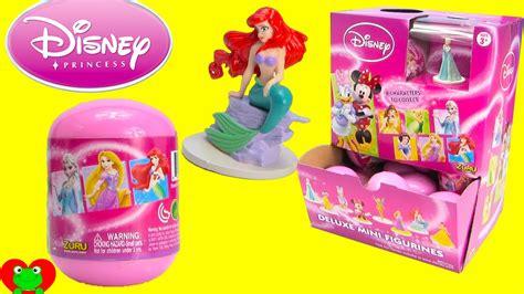 Mini Be Disney White disney princess mini figurine capsules