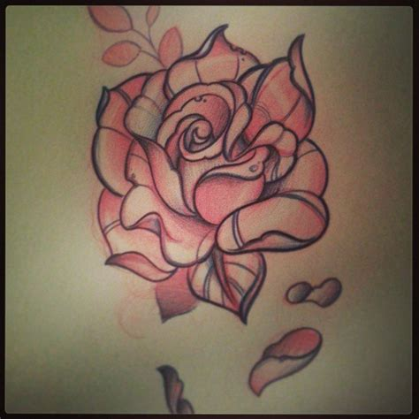 flower petals tattoo falling rose petals tattoo design best tattoo designs