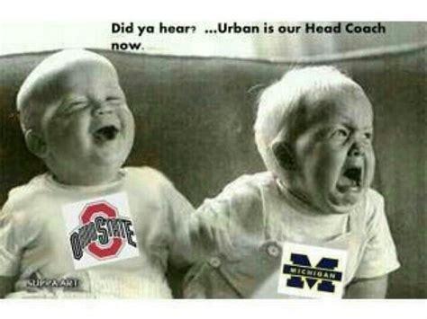 Funny Ohio State Memes - best 25 ohio state vs michigan ideas on pinterest ohio