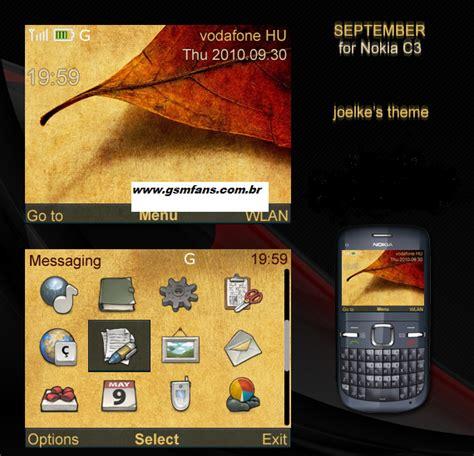 themes para nokia c3 temas para celular nokia c3 pack games styline free