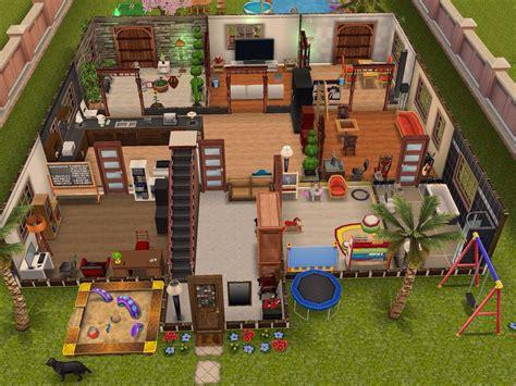 sims house ideas resultado de imagen de casas sims 4 planos sims 4