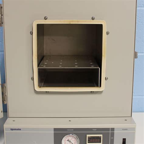 Oven Yamato refurbished yamato adp21 vacuum drying oven