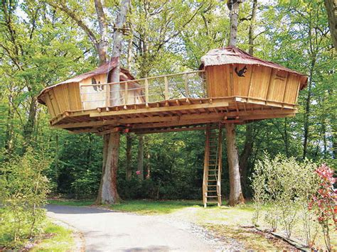 treehouse home plans tree house designs google search tree houses