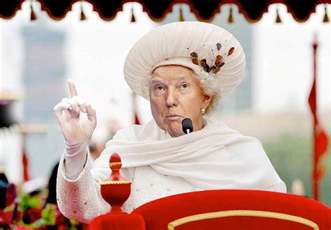 queen elizabeth donald trump 10 hilarious trump and queen mash ups that will make
